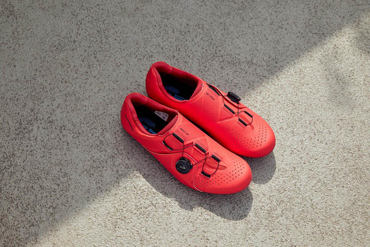 Nuevas zapatillas Shimano RC3 2021
