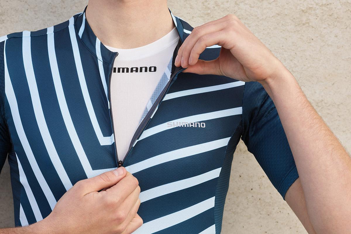 Shimano renueva sus gamas Breakaway, Aerolite y Team de ropa masculina para verano