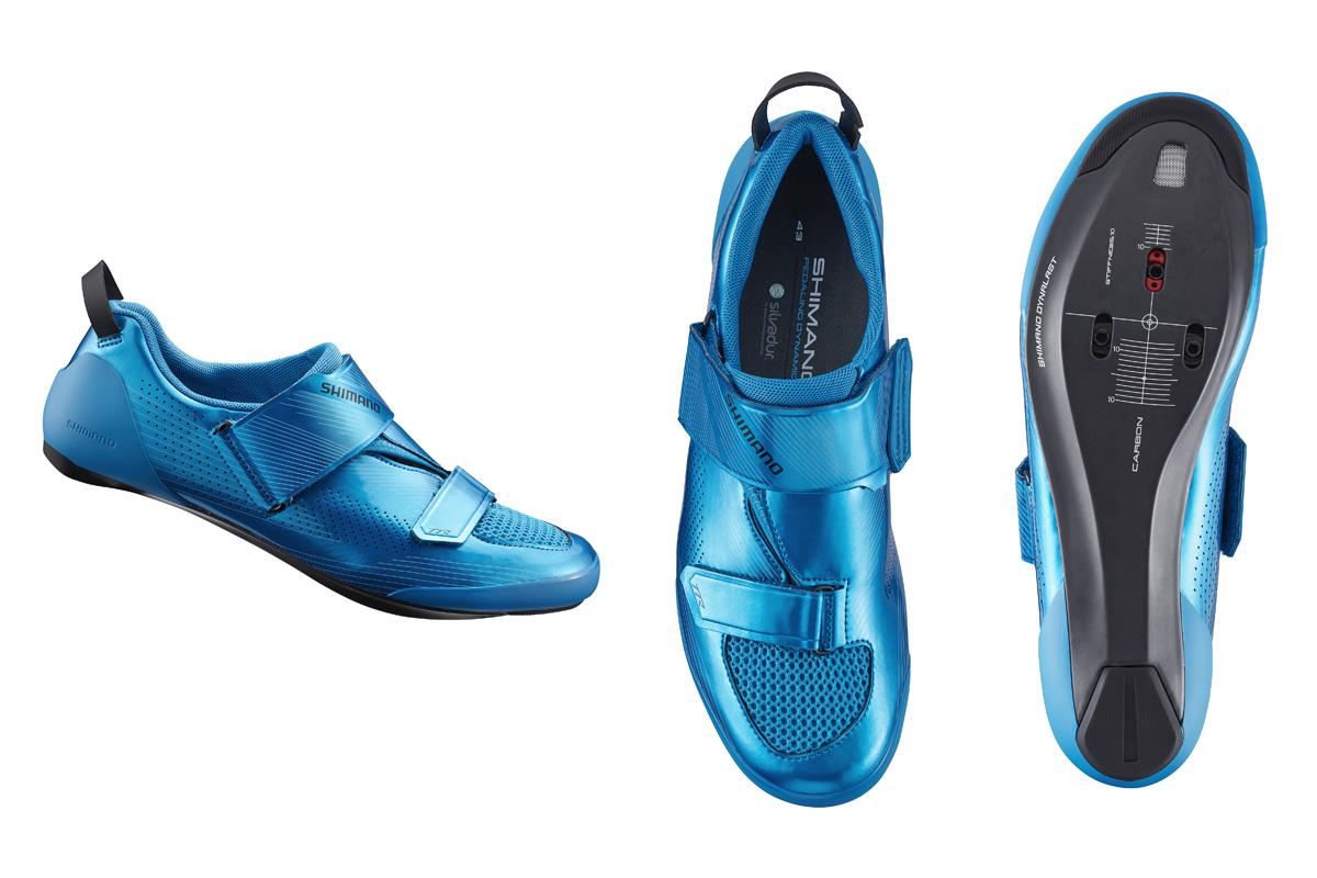 Nuevas zapatillas Shimano TR901 para triatlón