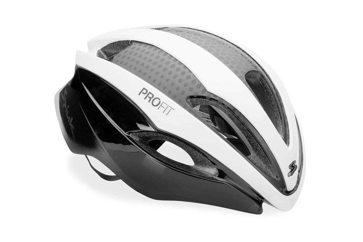 Casco Spiuk Profit Aero usado por los ciclistas profesionales del Caja Rural-Seguros RGS
