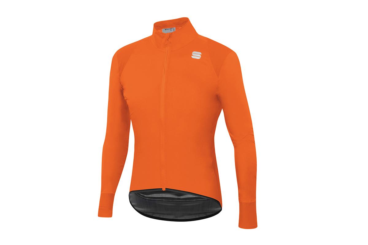 La chaqueta Sportful Hot Pack No Rain Jacket es ahora más ligera e impermeable