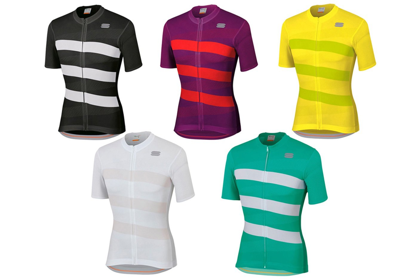 Maillots de verano Sportful Team 2.0 Ribbon 2019