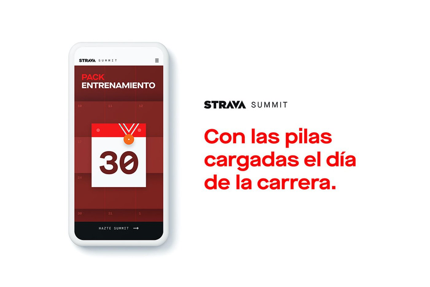 Strava Summit Entrenamiento