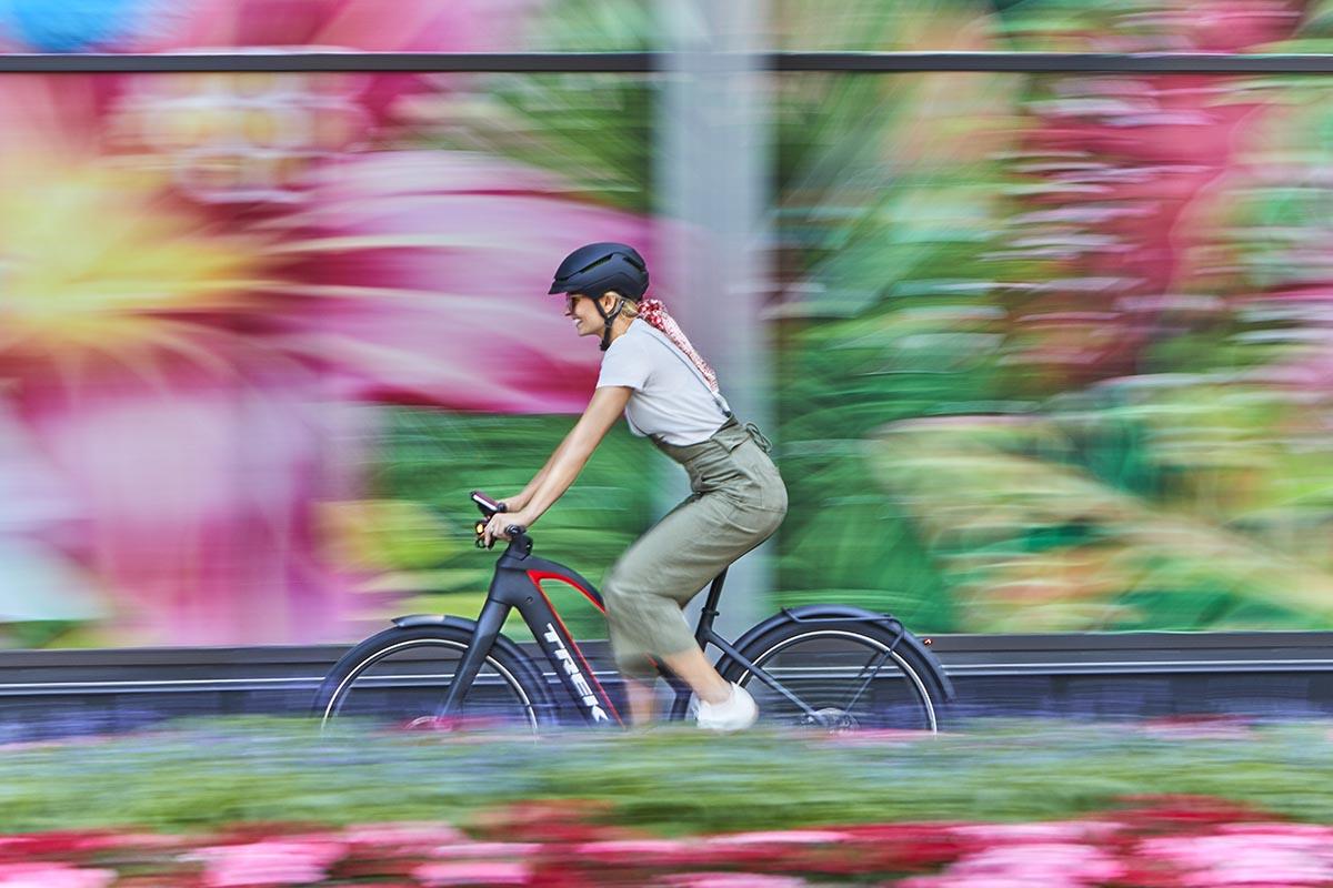 Nueva Trek Allant+, una e-bike urbana