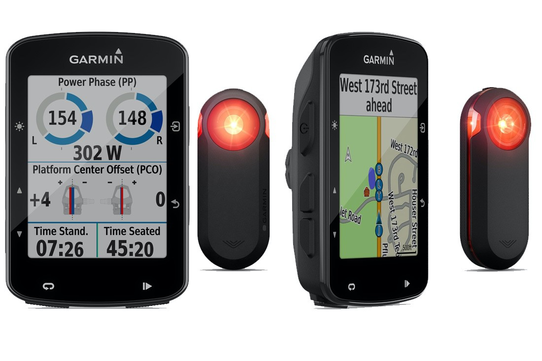 Garmin Edge 520 Plus y Varia RTL 510