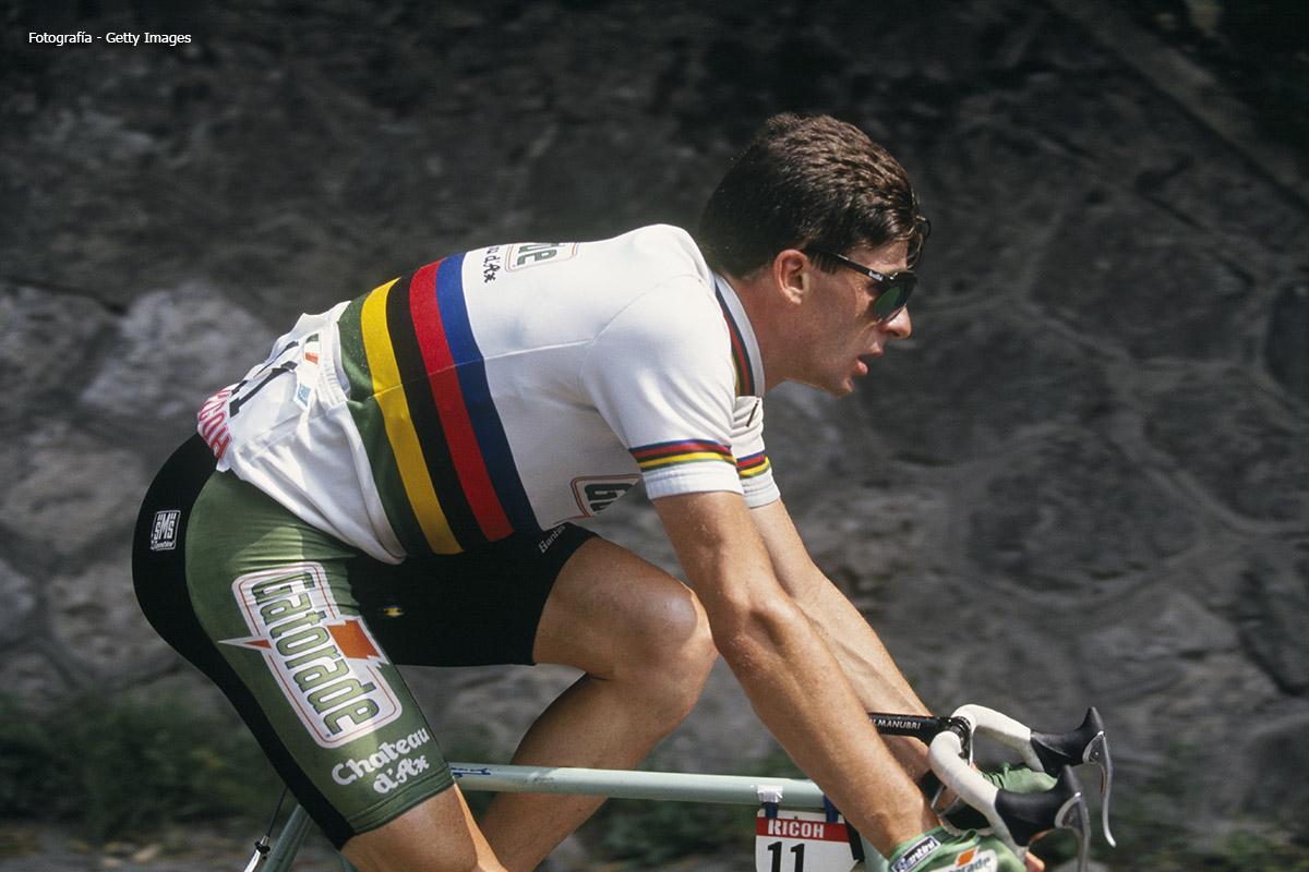 Breve estudio sobre la clase en bicicleta, o ¿por qué nos gusta tanto Gianni Bugno?