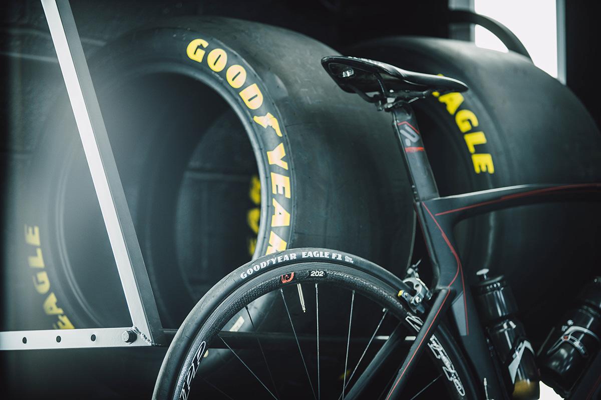 CDC Sport nueva distribuidora de los neumáticos GoodYear para ciclismo