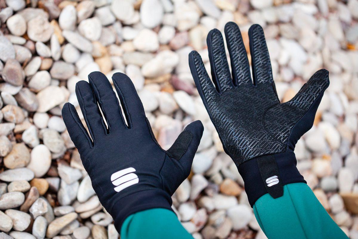 Probamos los guantes de ciclismo Sportful Norain