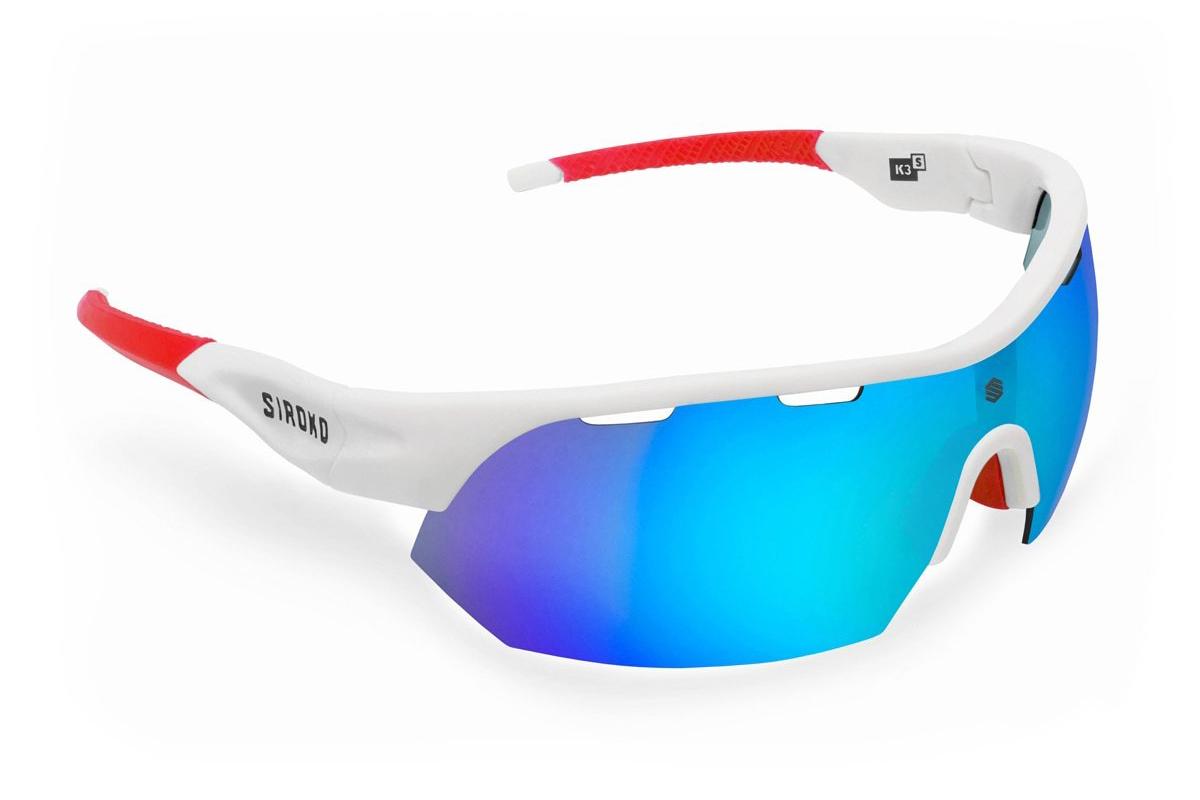 Guía de compra gafas Siroko para ciclismo (2020-21): Siroko K3S