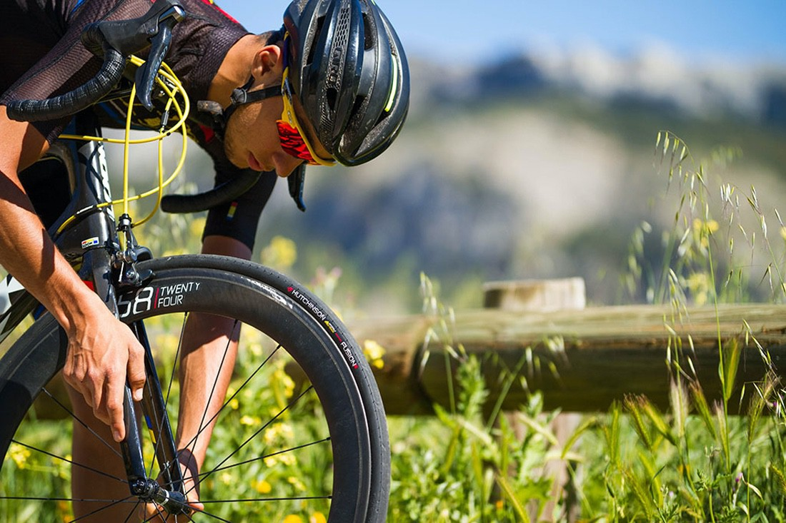 ¿En qué debemos fijarnos al comprar una bici? Ruedas y Neumáticos