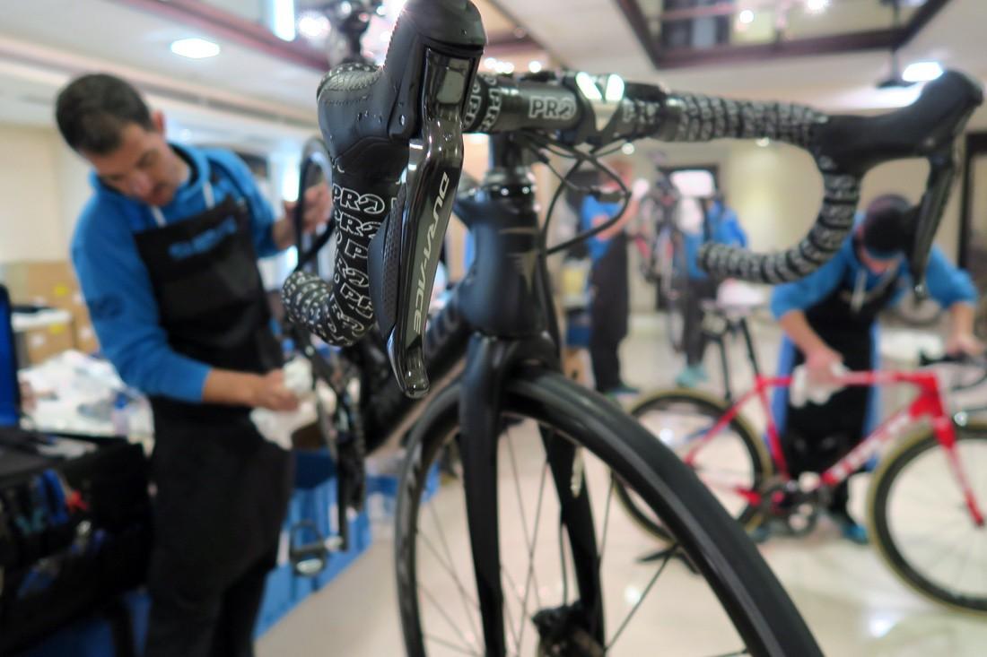 ¿En qué debemos fijarnos al comprar una bici?