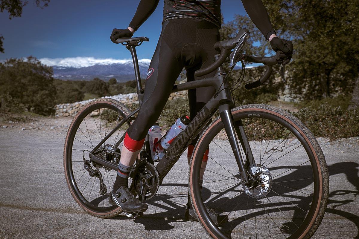 Prueba la Specialized Diverge en las tiendas KBIKE Cycling Store para descubrir la polivalencia de las bicicletas de gravel.