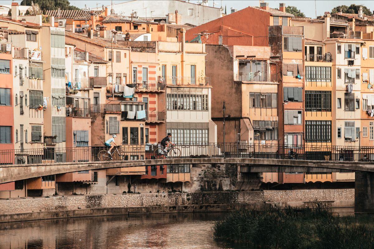 """""""La escapada"""" - Girona, la meca del cicloturismo."""