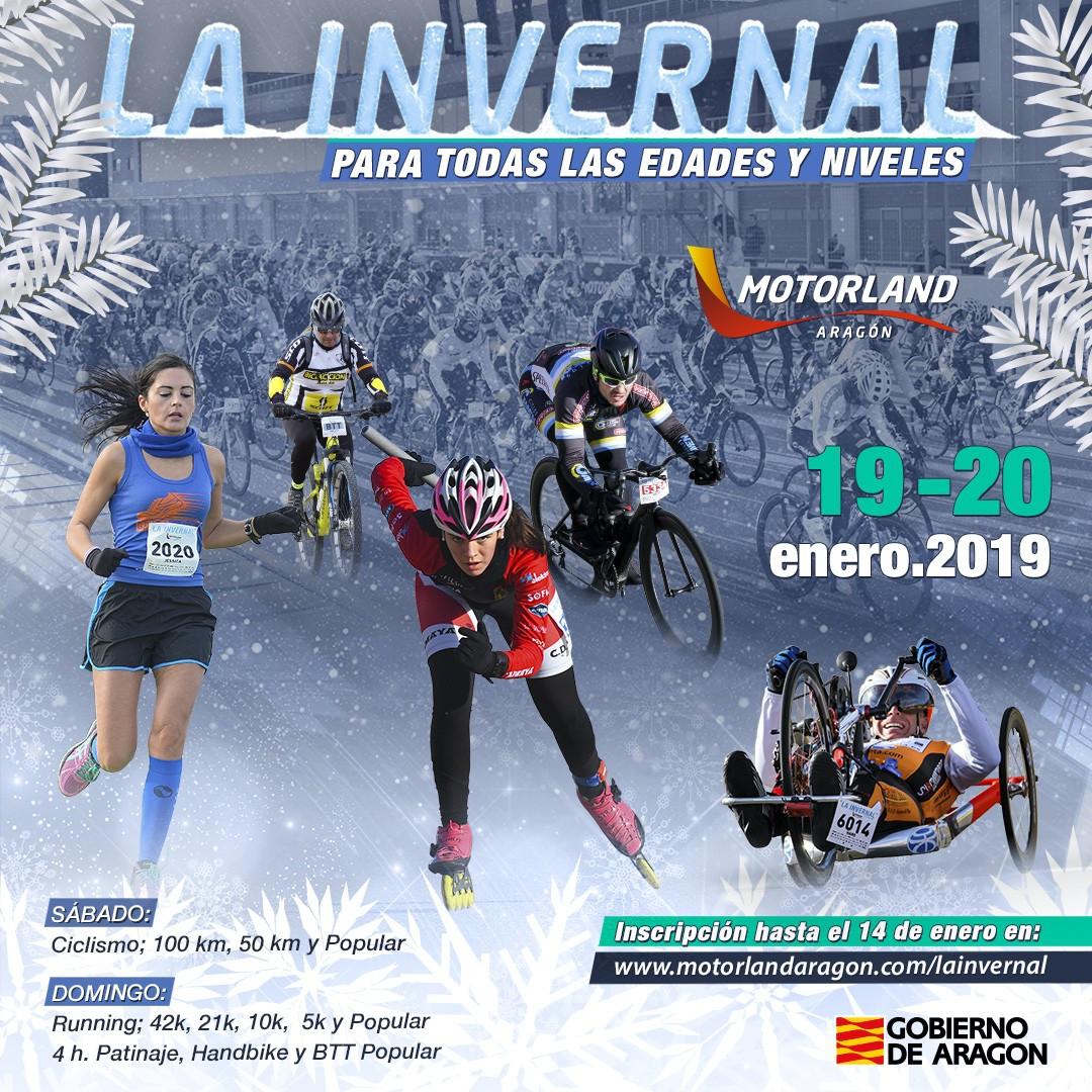 La Invernal de MotorLand Aragon 2019