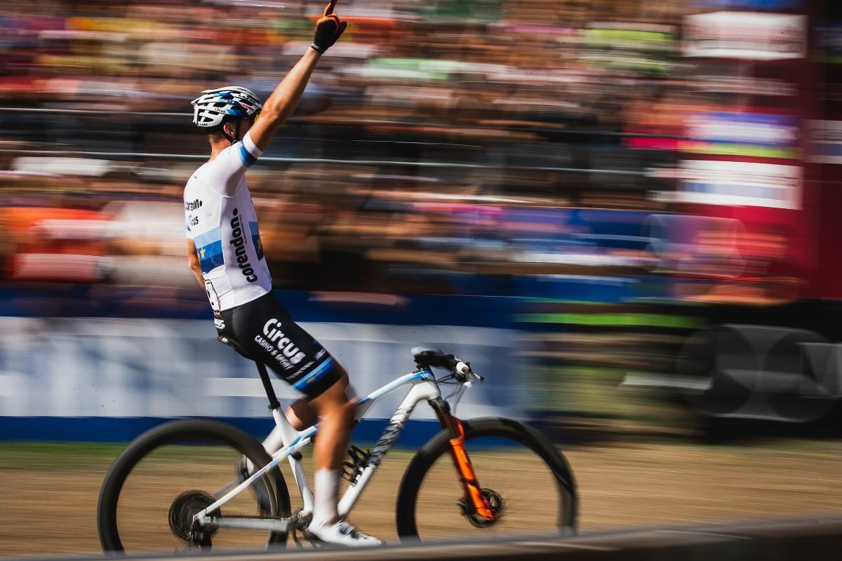 Las bicis de Mathieu Van der Poel