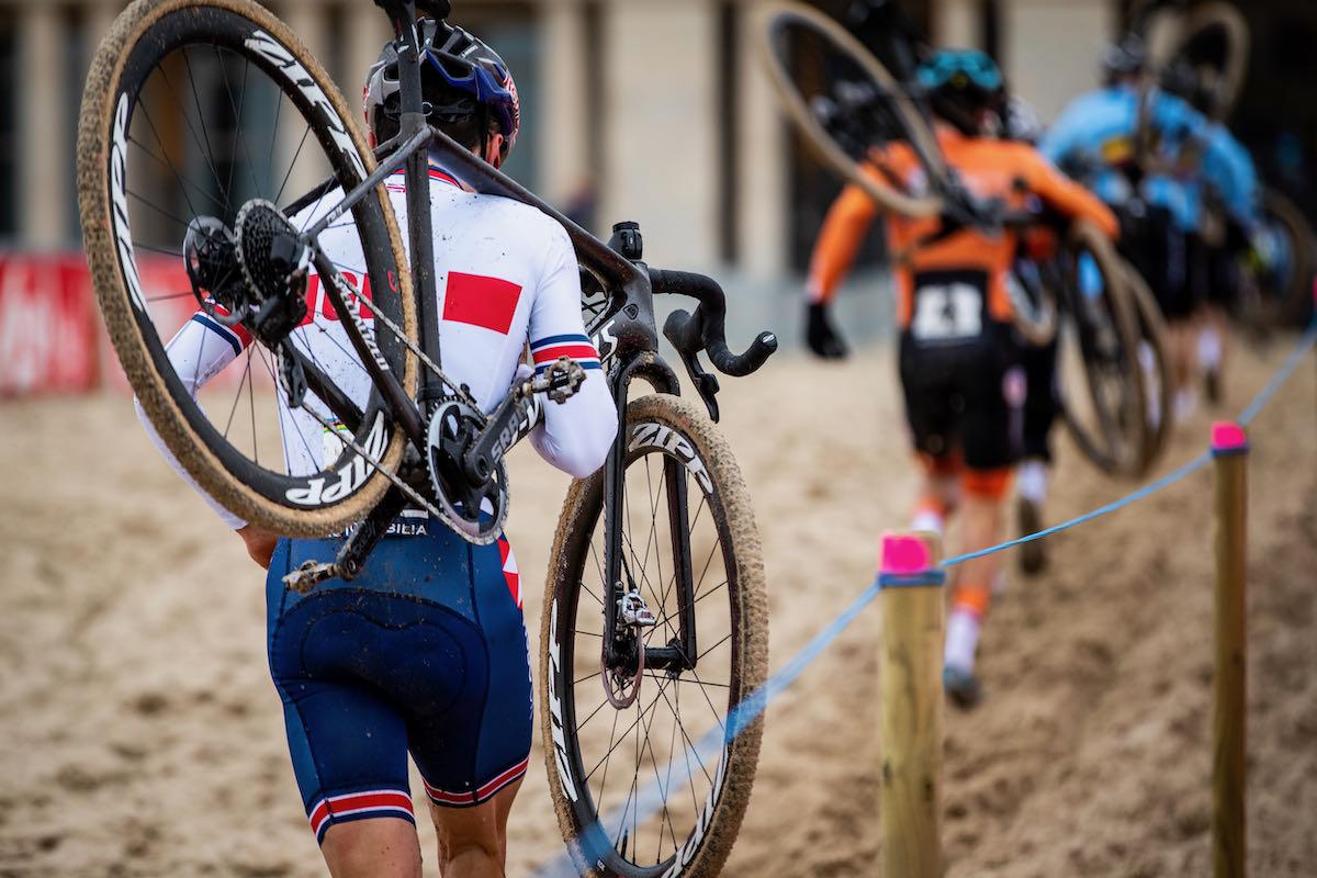 Los ciclistas multidisciplinares