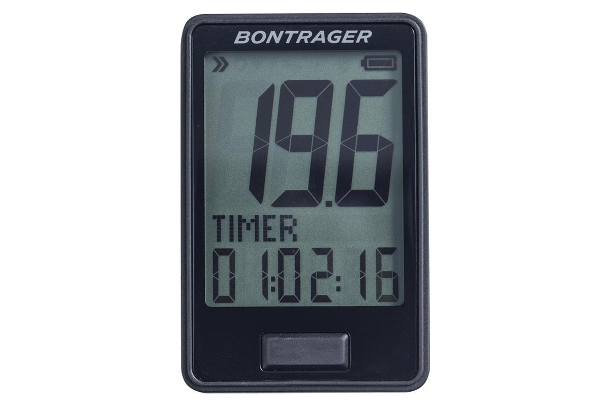 Los mejores GPS y ciclocomputadores de Alltricks - Bontrager RIDEtime