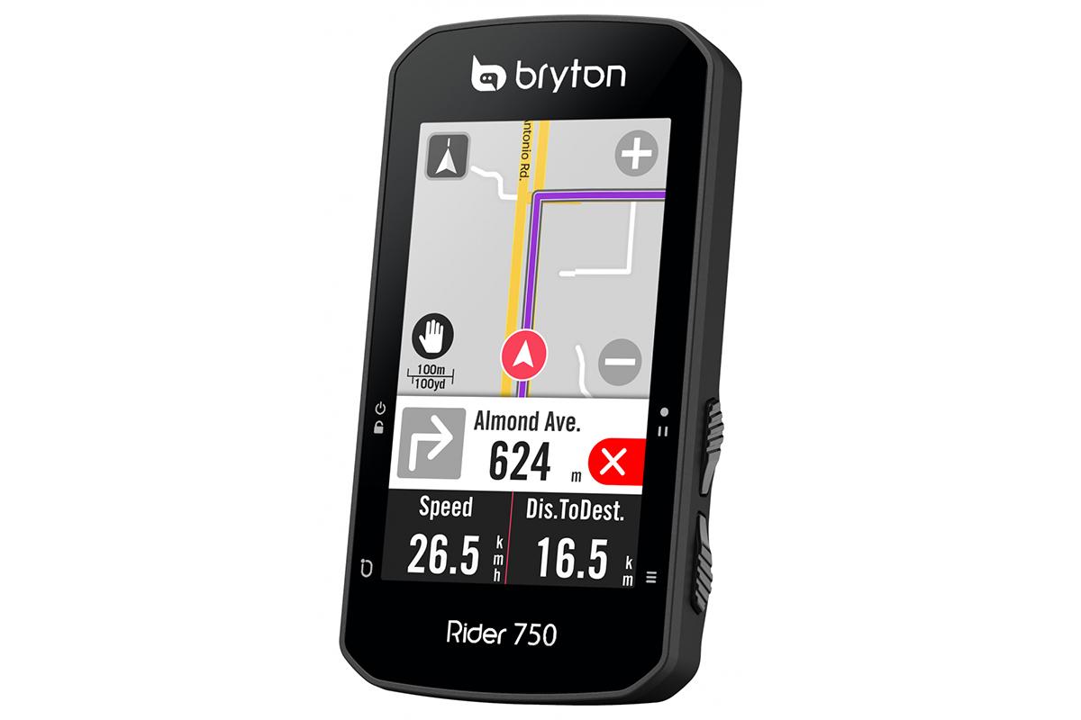 Los mejores GPS y ciclocomputadores de Alltricks - Bryton Rider 750