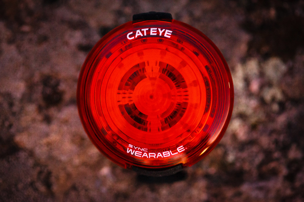 Luces CatEye SYNC Core, Kinetic y Wearable