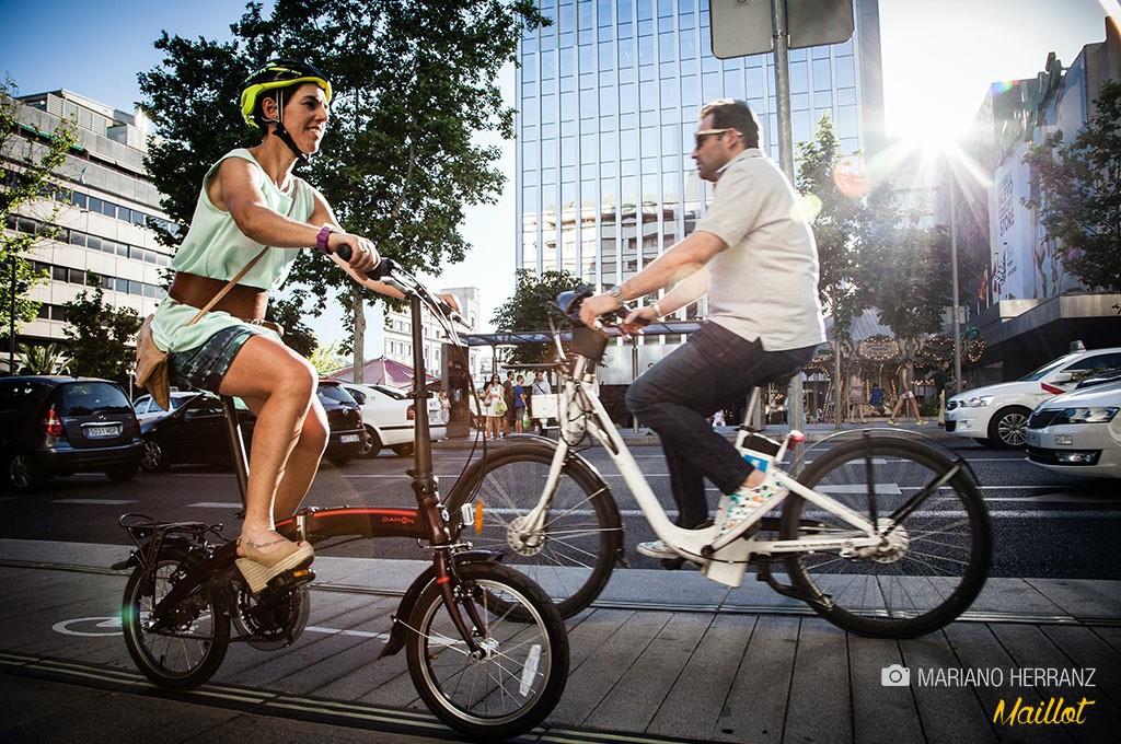 Las bicicletas plegables son una gran alternativa tanto para el ciclismo urbano cómo para el cicloturismo.