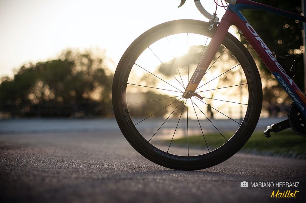 Ruedas de entrenamiento  Son las ruedas para el día a día, para entrenar, para usarlas más en invierno