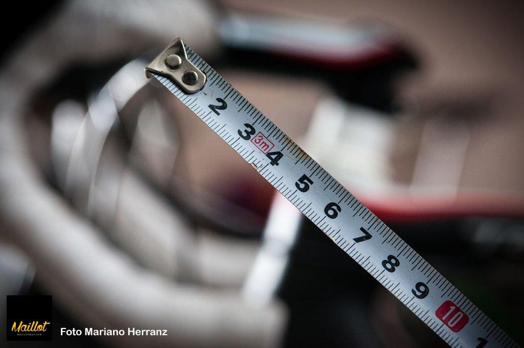 La geometria de tu bici: sus medidas y lo que significan