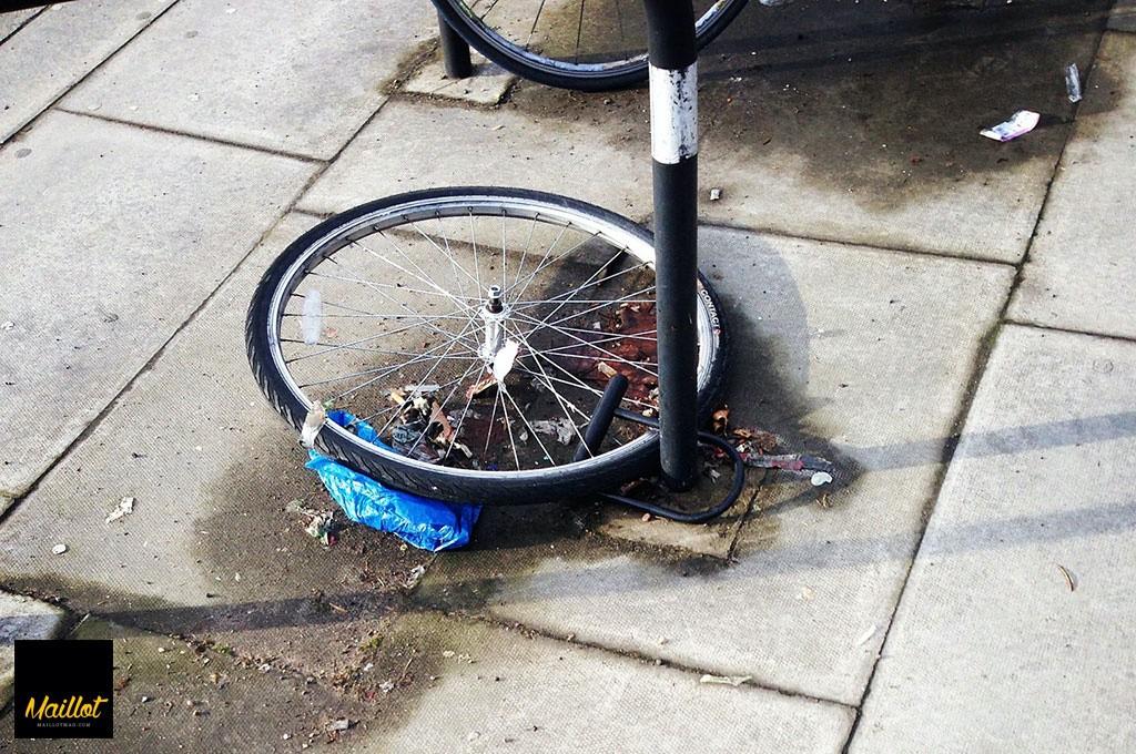 6 cosas que no debes hacerle a tu bici