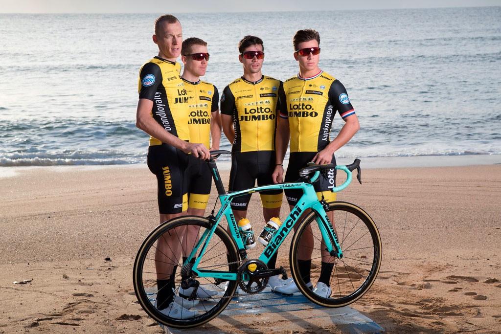 Bianchi, uno más del equipo World Tour LottoNL-Jumbo para 2018
