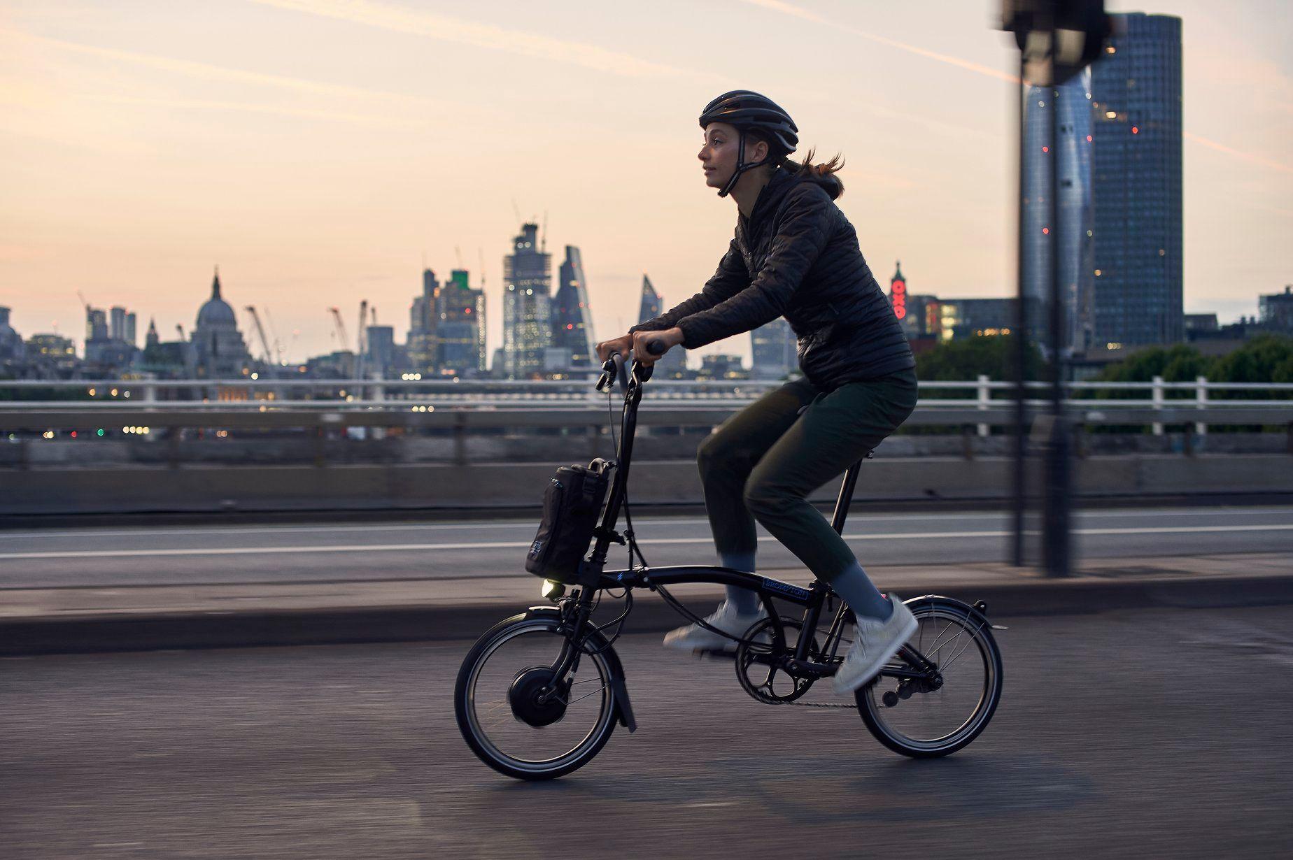 3 cosas sobre las bicis eléctricas plegables
