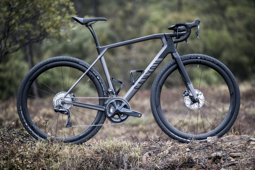 "Canyon Grail, el ""Santo Grial"" del Gravel"