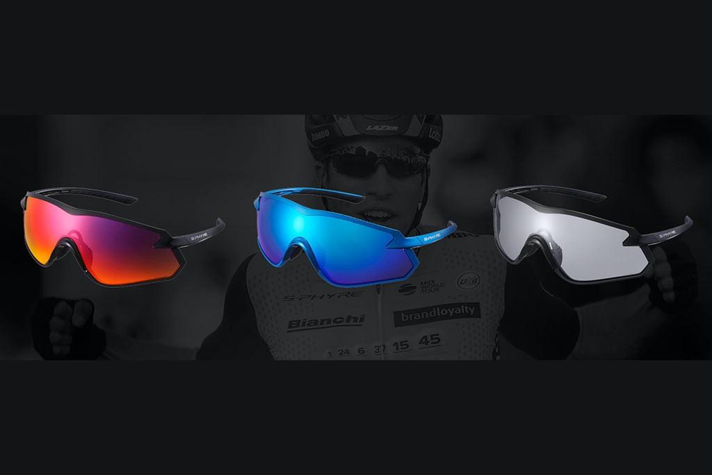Nuevas gafas S-Phyre de Shimano