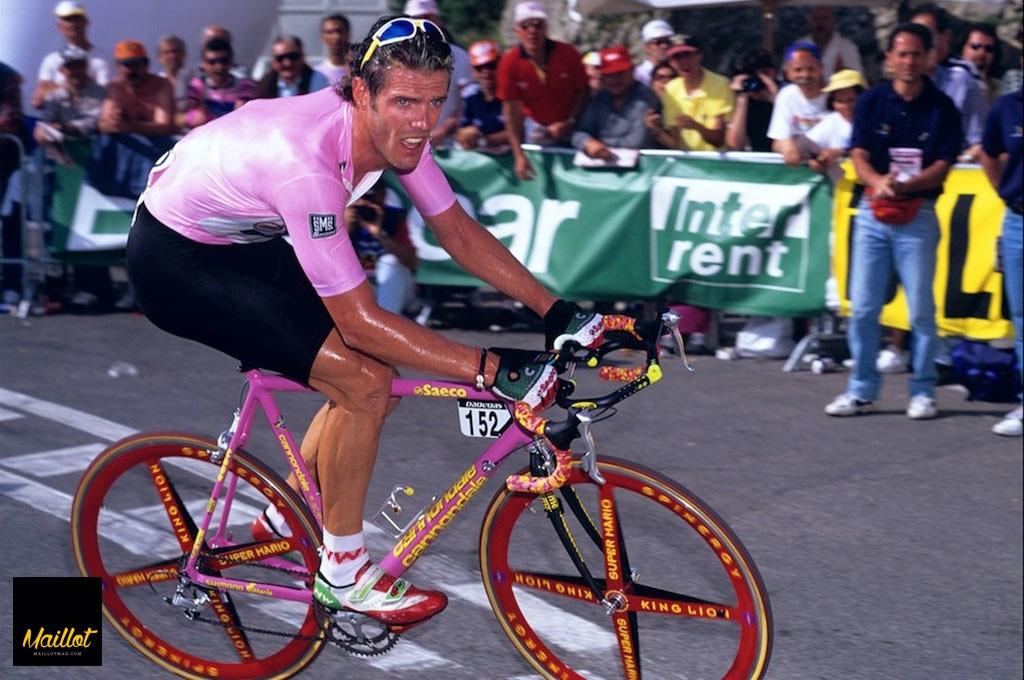 Héroes del Giro: Mario Cipollini