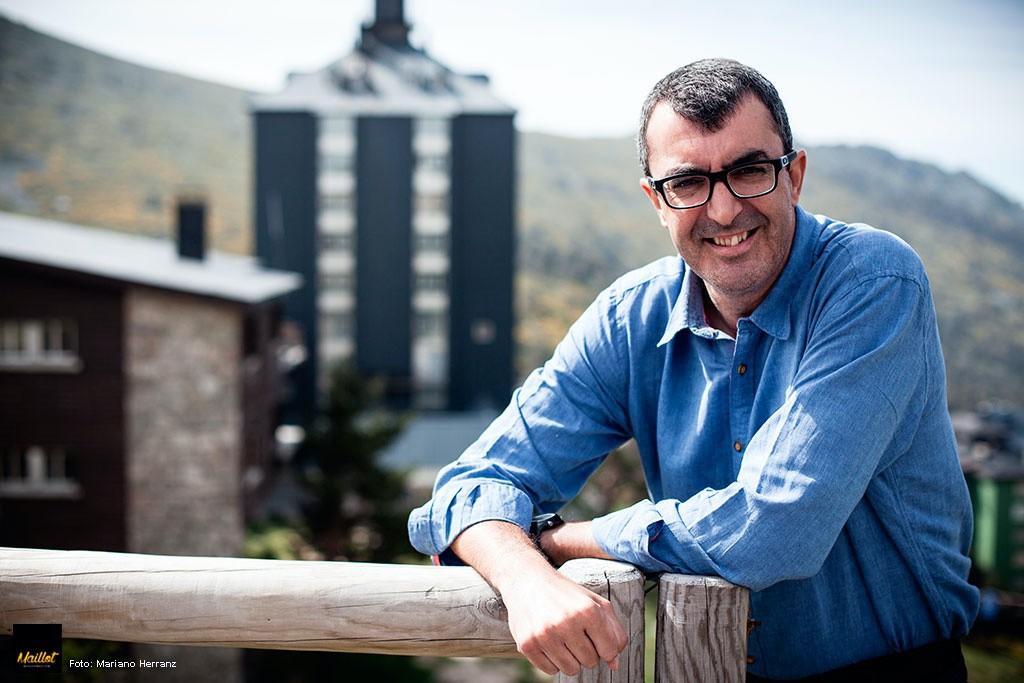 Javier Guillén director de La Vuelta ciclista a España