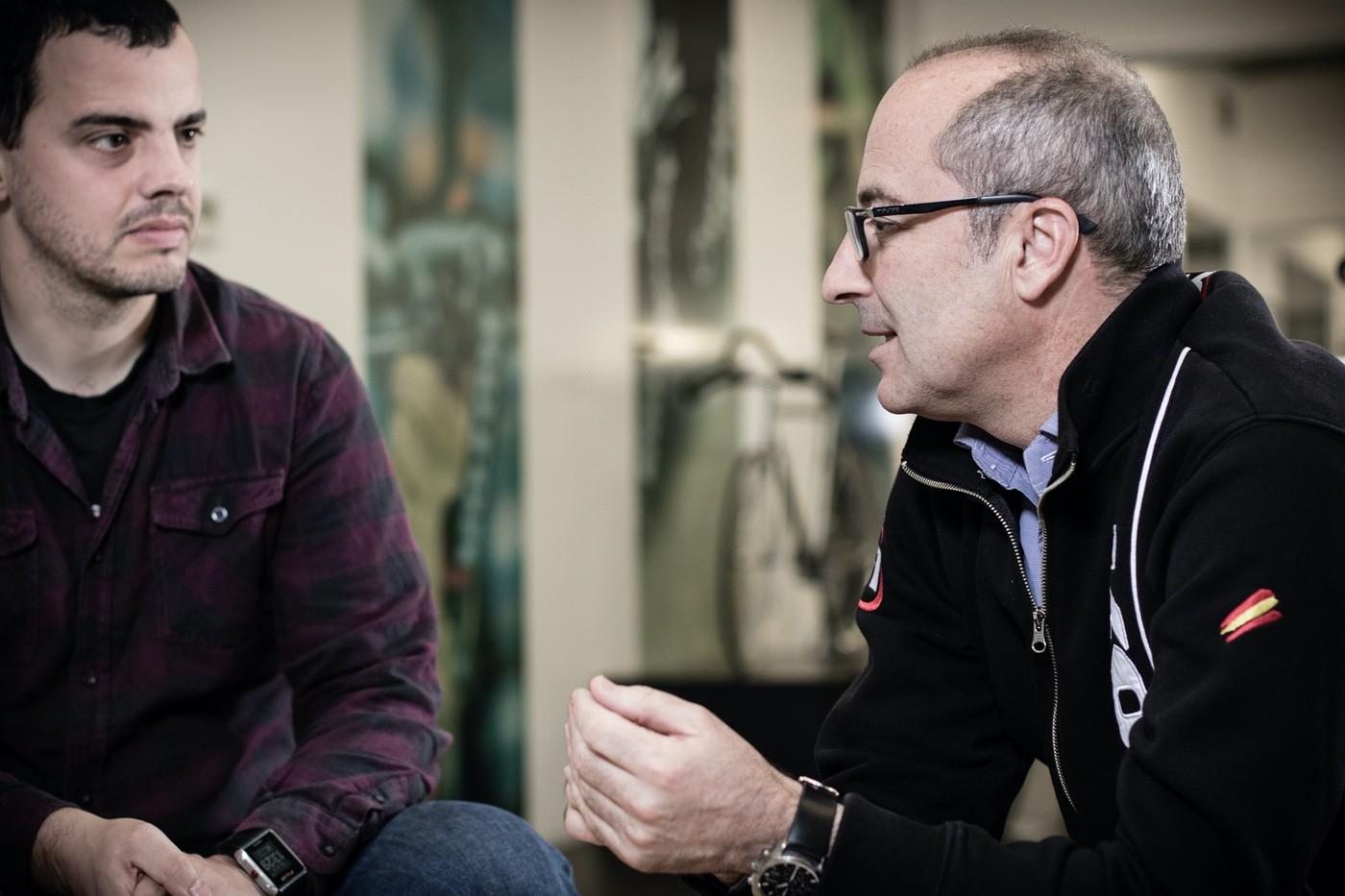 Charlando con Pablo Carrasco (cofundador de Rotor) de ciclismo y otras cosas