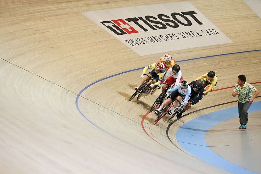 Torres y Mora plata en los Mundiales de ciclismo de Apeldoorn