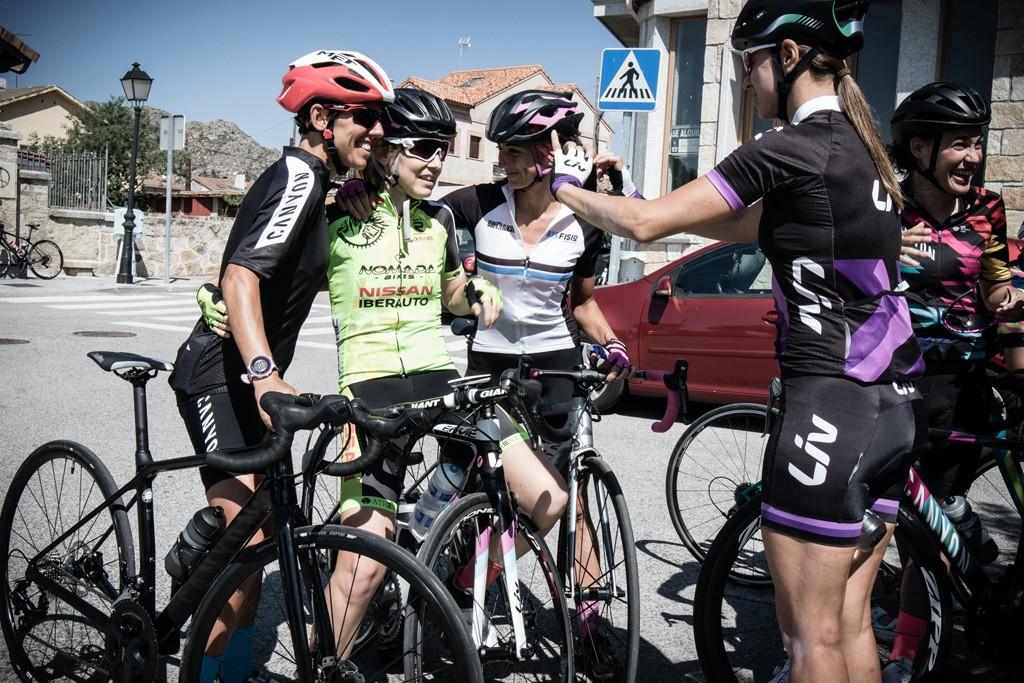 Rapha Women´s 100 Madrid con Canyon