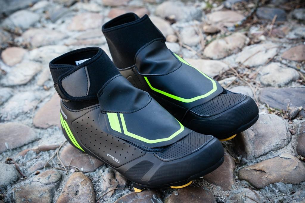 Test: zapatillas Shimano RW5