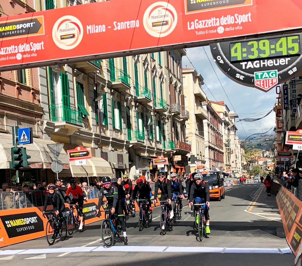 Paolo Bettini: nuestro embajador Sportful en la Milán-San Remo 2018