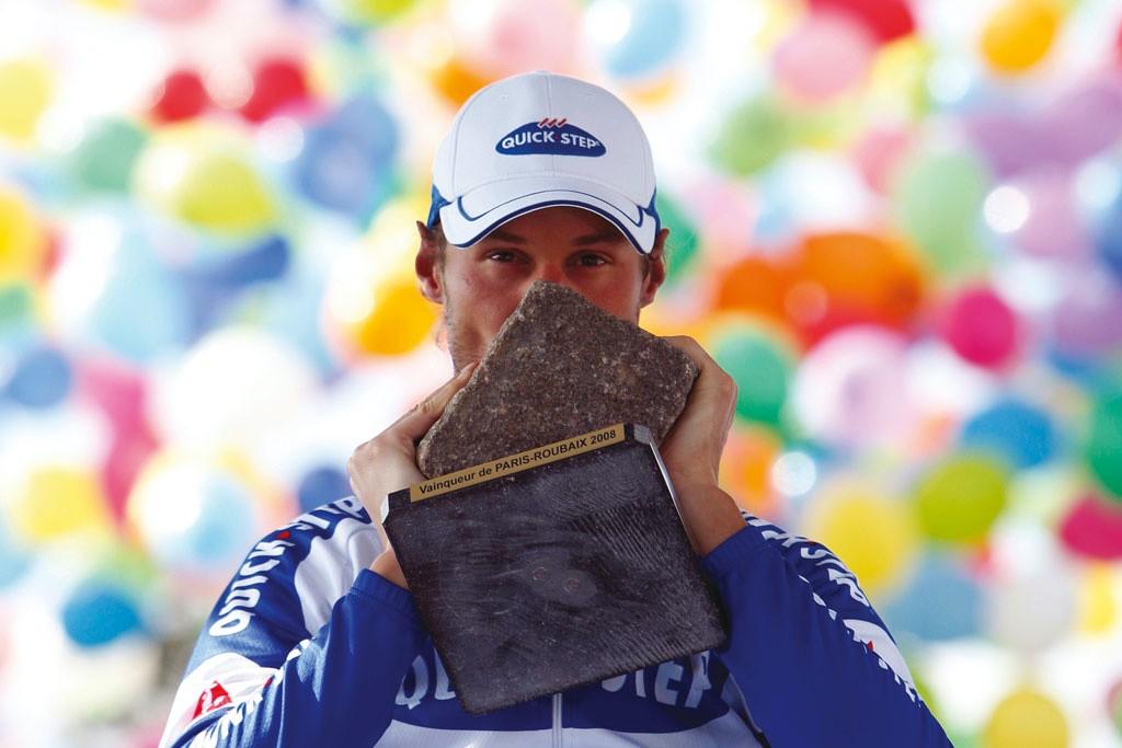 Tom Boonen: mito del ciclismo, ídolo de ídolos