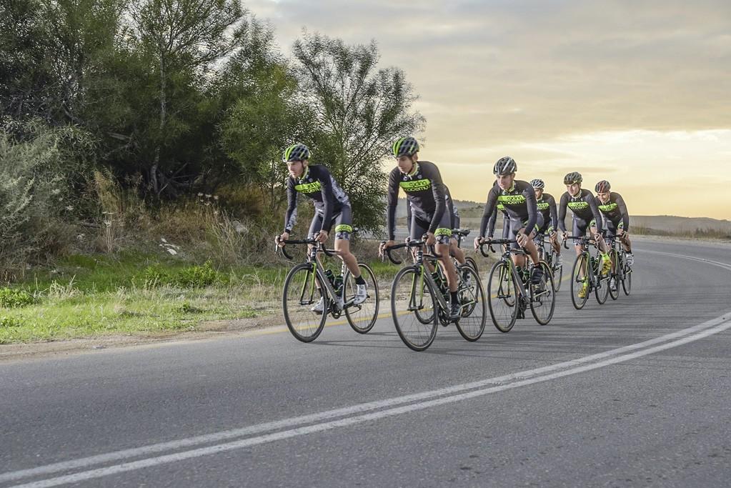 Yalla Academy! Cycling Academy Team de Israel