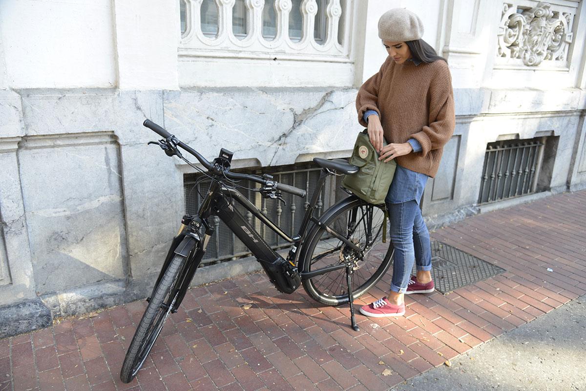 Así es la gama de e-bikes urbanas de BH