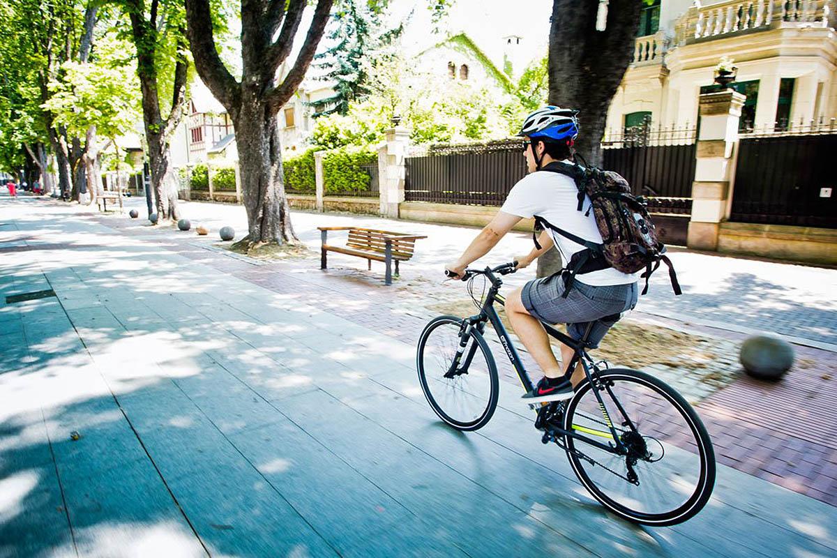 Recicla tu vieja bici en una urbana: adaptar ruedas y manillar