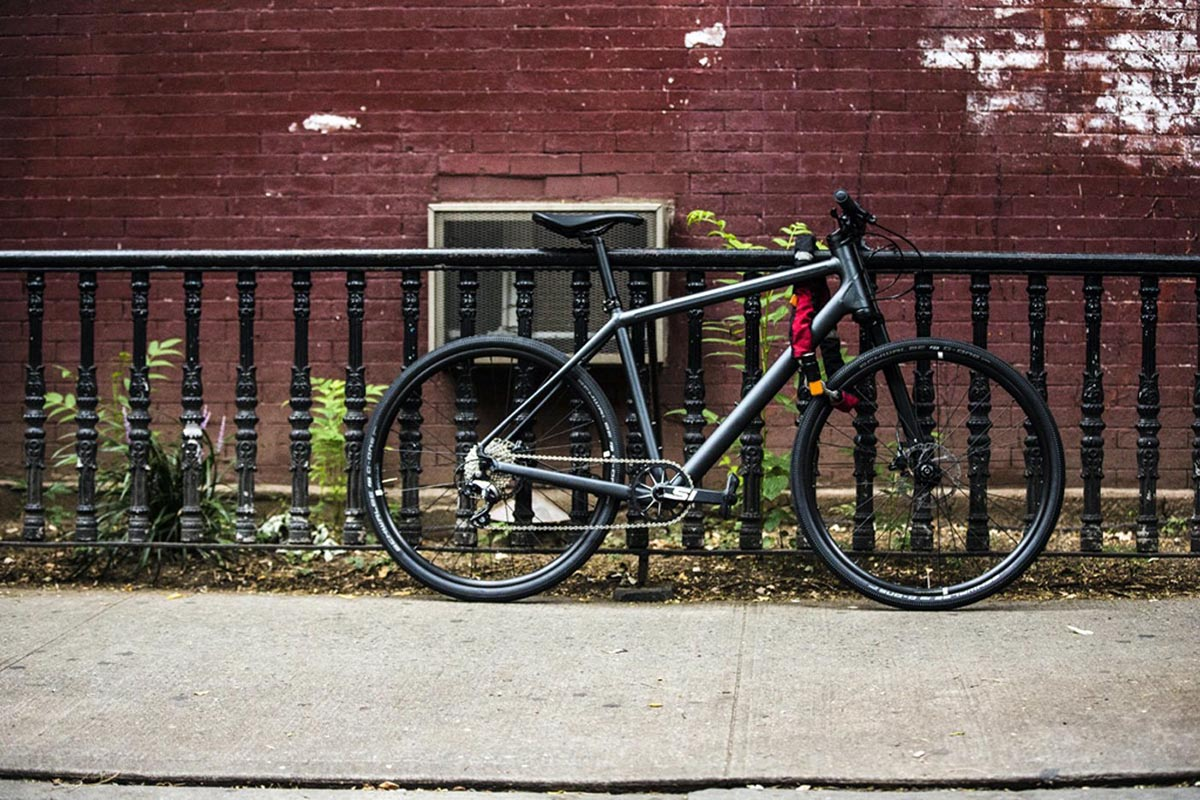 Recicla tu vieja bici en una urbana: candados