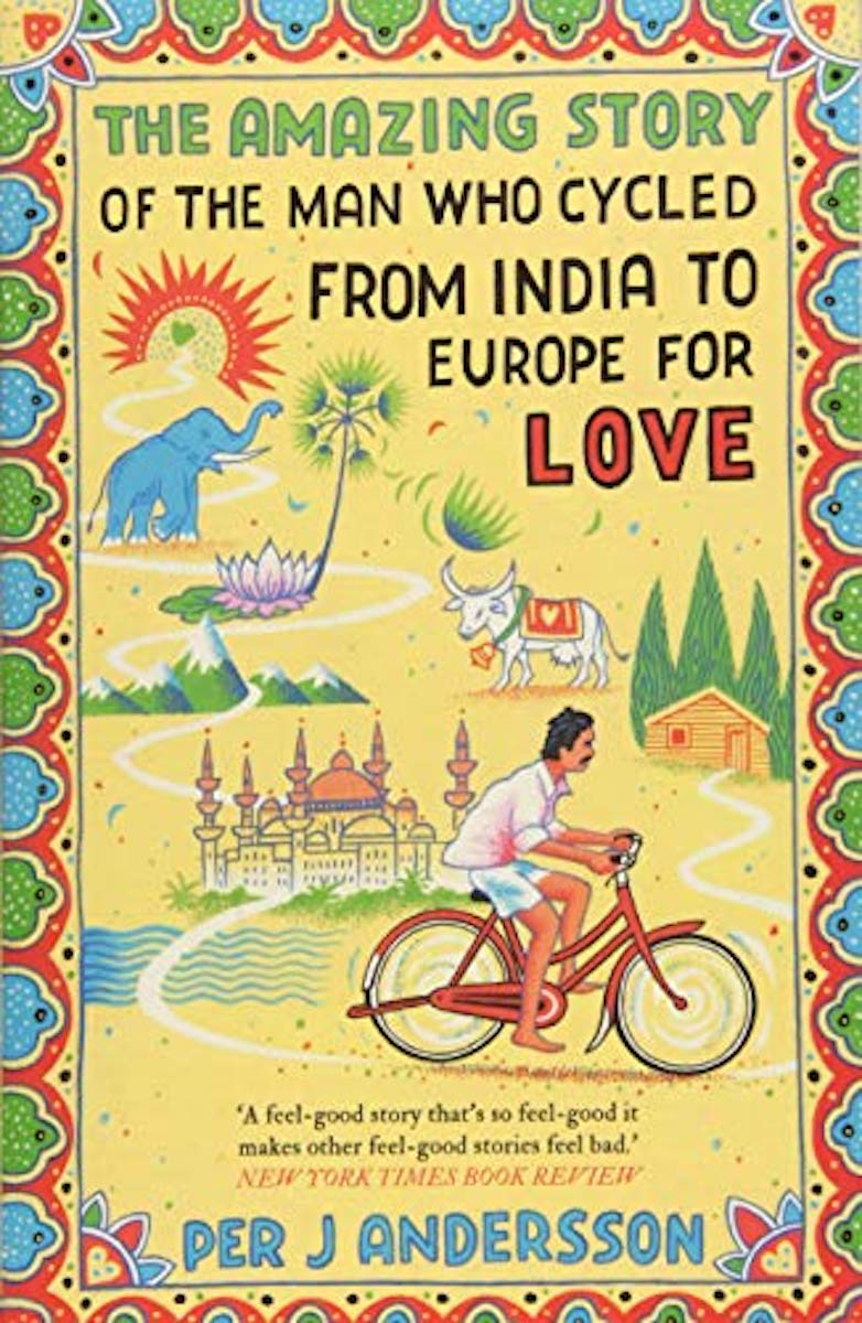 The amazing story of the man who curled from India to Europe for love