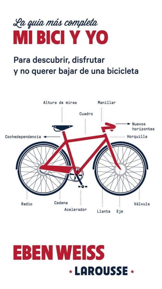 'Mi bici y yo', de Eben Weiss