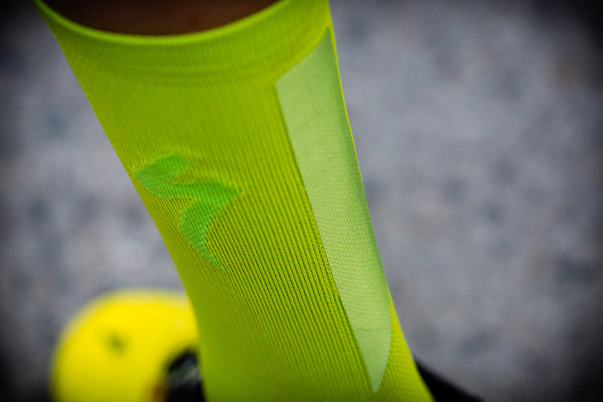 Calcetines Specialized HyperViz Soft Air Reflective