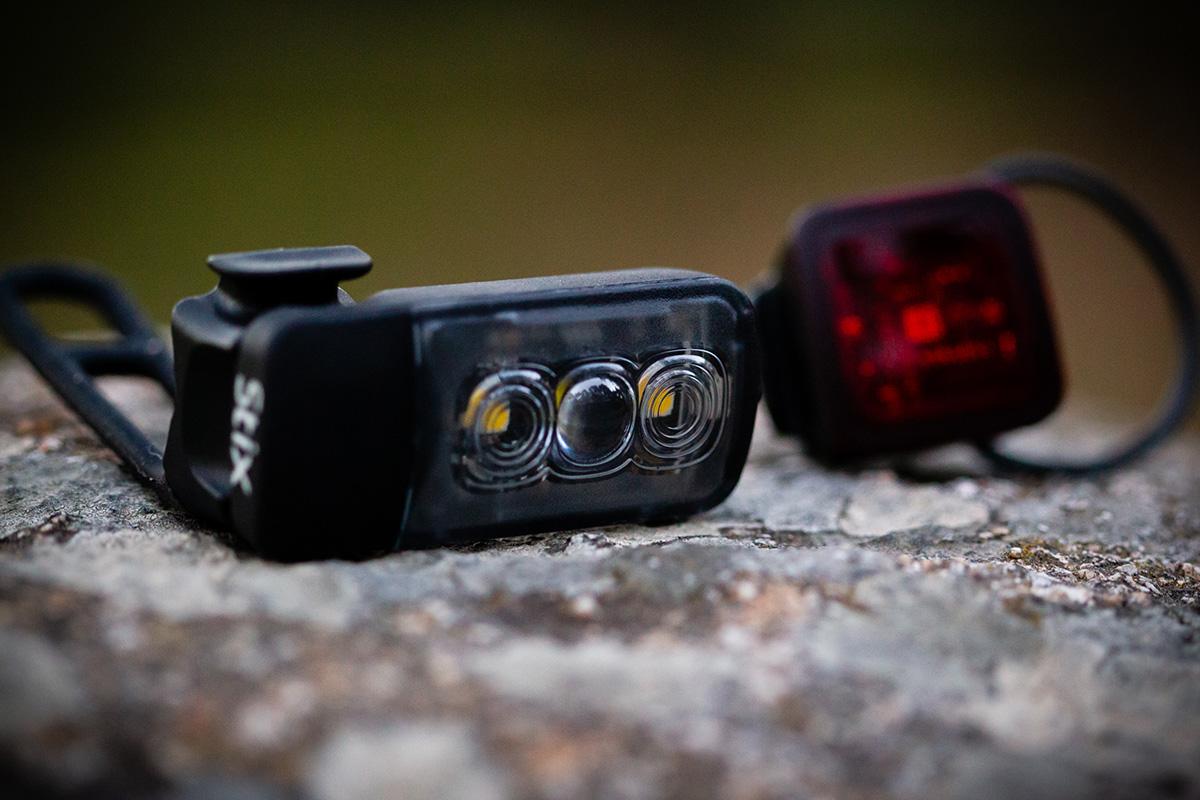 Luces Specialized Flasback Tail Light trasera y la Stix Elite 2 Headlight delantera