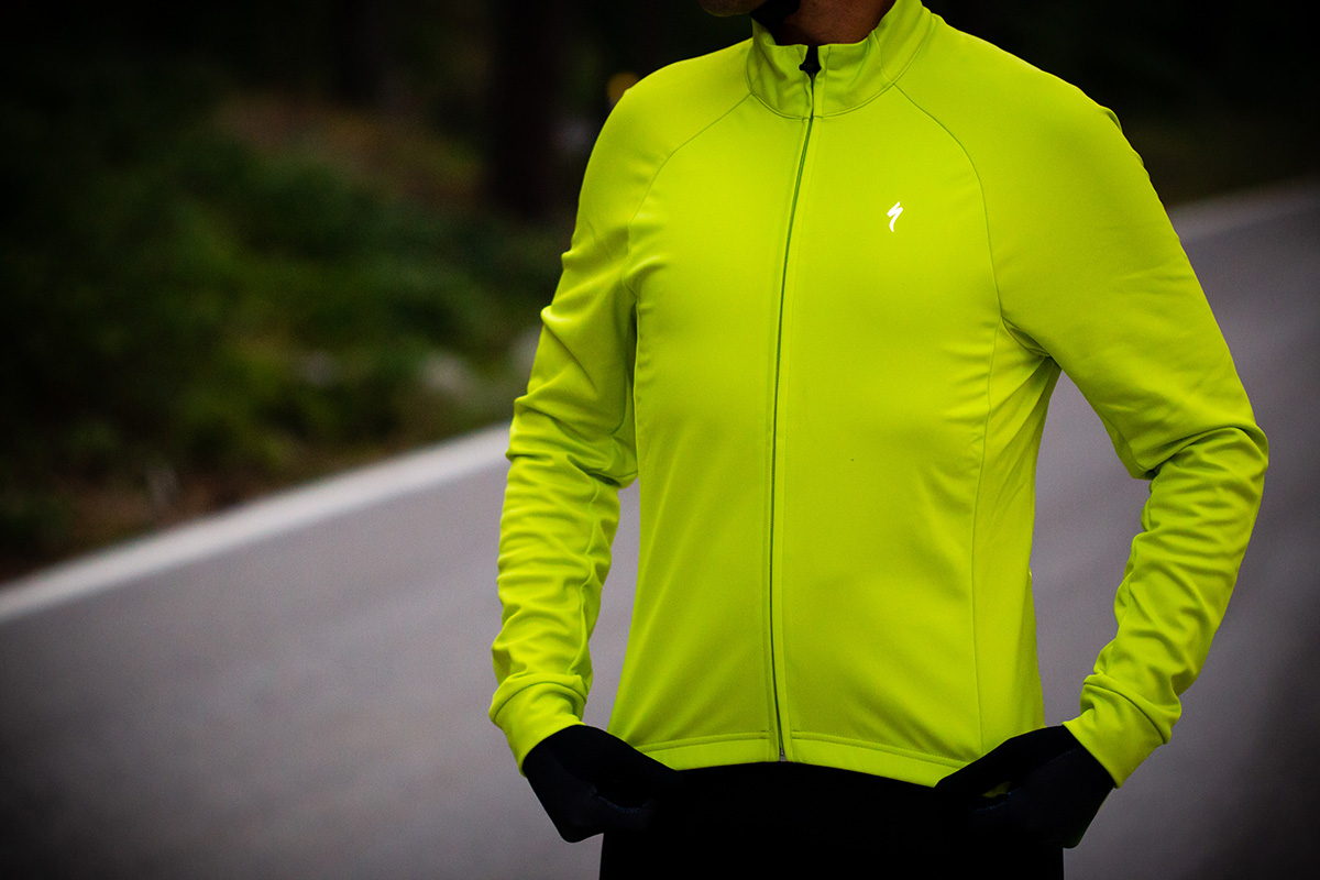 Maillot largo Specialized HyprViz Therminal Wind