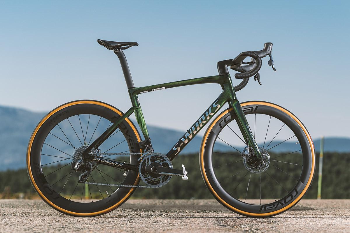 Primeras pedaladas: nueva Specialized Tarmac SL7 (2021)