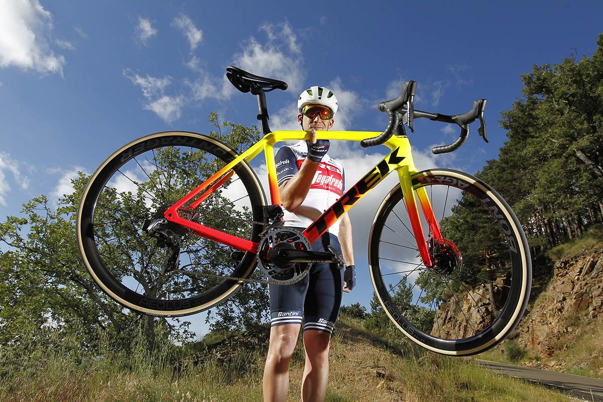 Trek Émonda SLR 2021 3ª generación, 6,8 kg, justo el límite UCI
